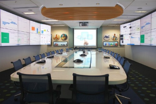 P&G Board room